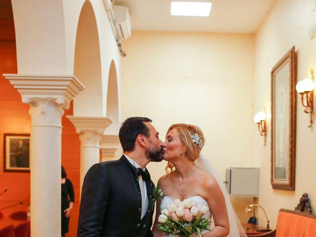 La boda de Nacho y Silvia en Moguer, Huelva 12