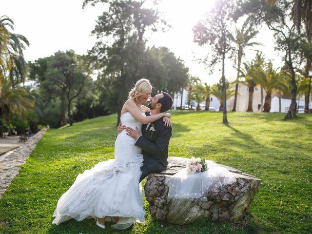 La boda de Nacho y Silvia en Moguer, Huelva 15