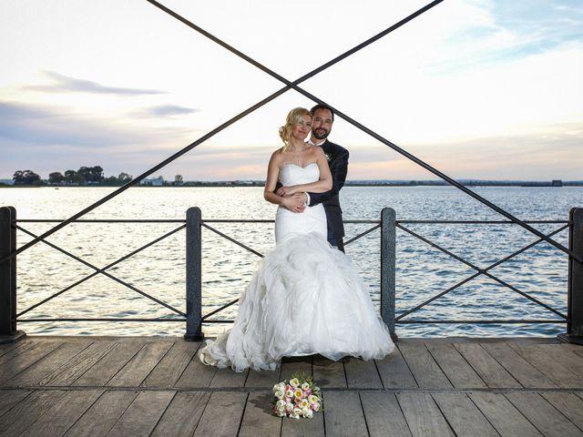 La boda de Nacho y Silvia en Moguer, Huelva 1