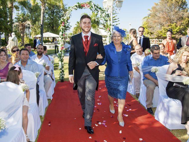 La boda de Juan y Noemí en Alhaurin De La Torre, Málaga 6