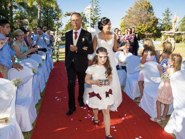 La boda de Juan y Noemí en Alhaurin De La Torre, Málaga 7