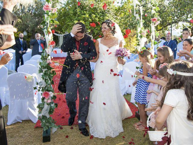 La boda de Juan y Noemí en Alhaurin De La Torre, Málaga 12