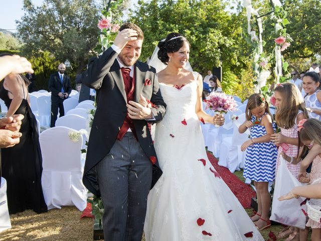 La boda de Juan y Noemí en Alhaurin De La Torre, Málaga 13