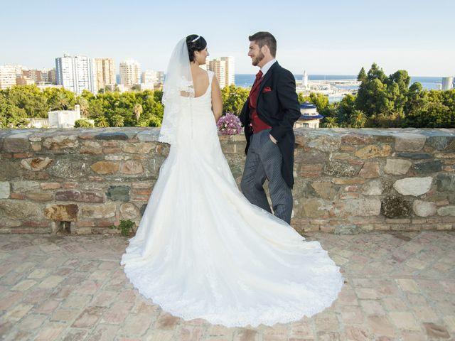 La boda de Juan y Noemí en Alhaurin De La Torre, Málaga 25