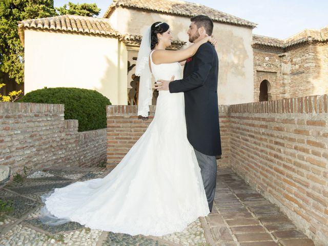 La boda de Juan y Noemí en Alhaurin De La Torre, Málaga 26