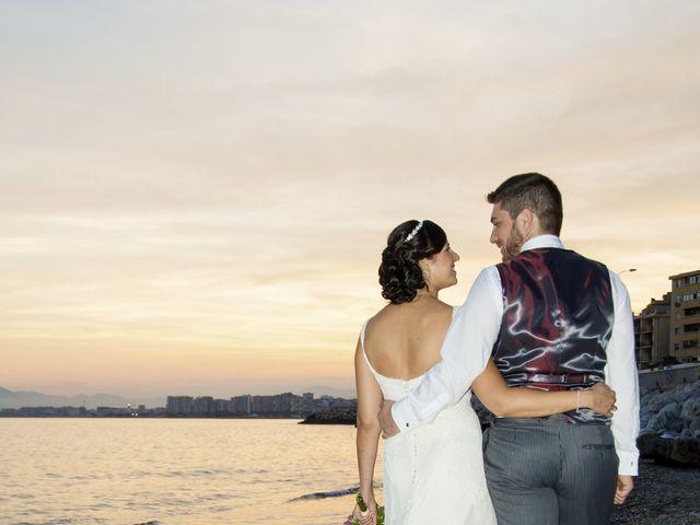 La boda de Juan y Noemí en Alhaurin De La Torre, Málaga 34