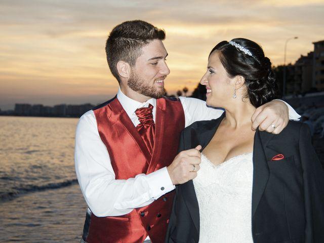 La boda de Juan y Noemí en Alhaurin De La Torre, Málaga 35