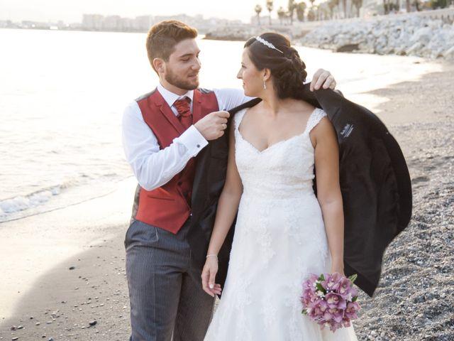 La boda de Juan y Noemí en Alhaurin De La Torre, Málaga 36