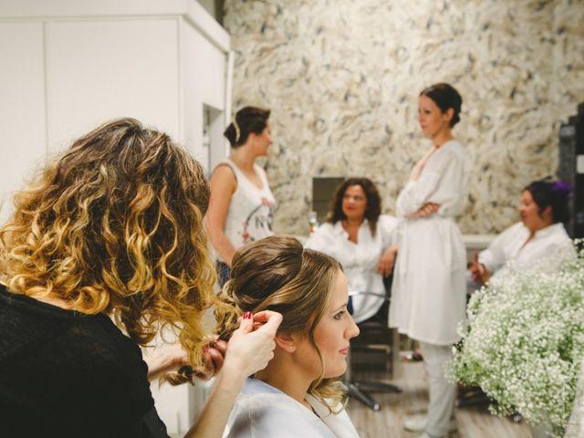 La boda de Carlos y Paula en Laxe, A Coruña 2