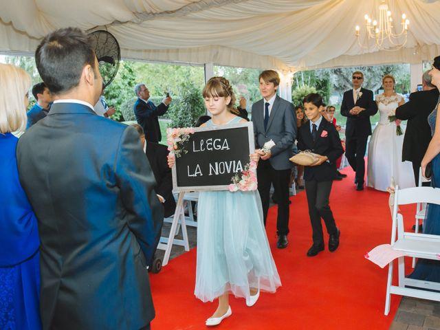 La boda de Ángel y Nadia en Leganés, Madrid 32