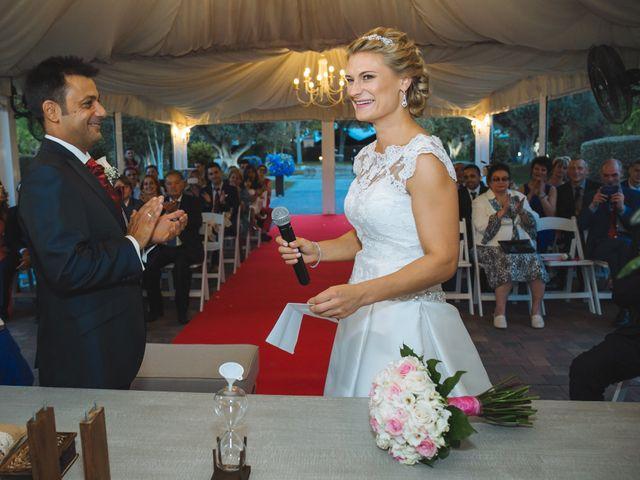 La boda de Ángel y Nadia en Leganés, Madrid 41