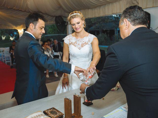 La boda de Ángel y Nadia en Leganés, Madrid 43