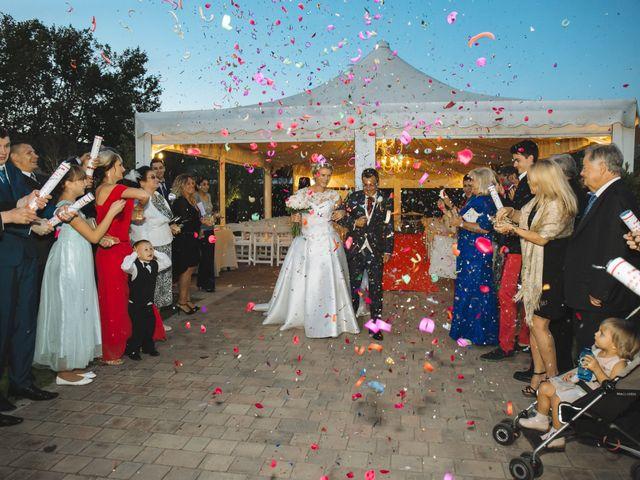 La boda de Ángel y Nadia en Leganés, Madrid 46