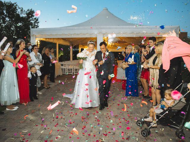 La boda de Ángel y Nadia en Leganés, Madrid 47
