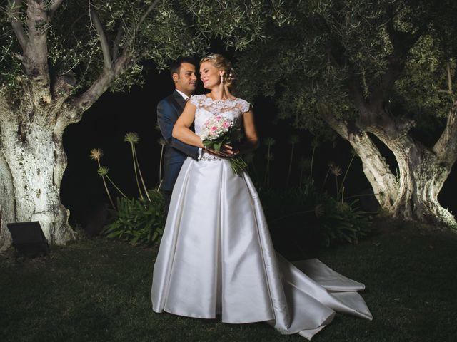 La boda de Nadia y Ángel