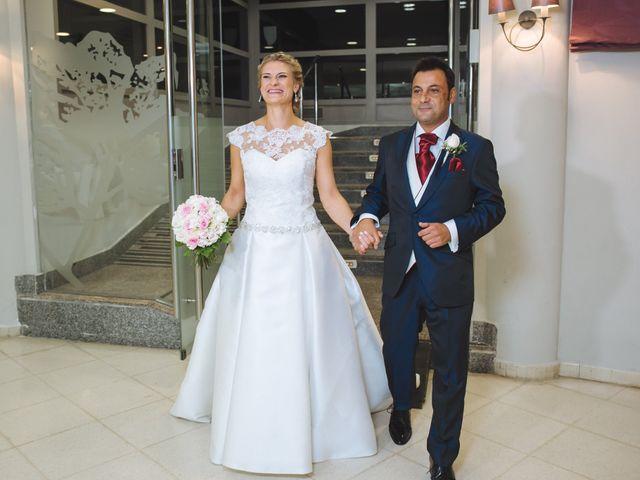 La boda de Ángel y Nadia en Leganés, Madrid 53