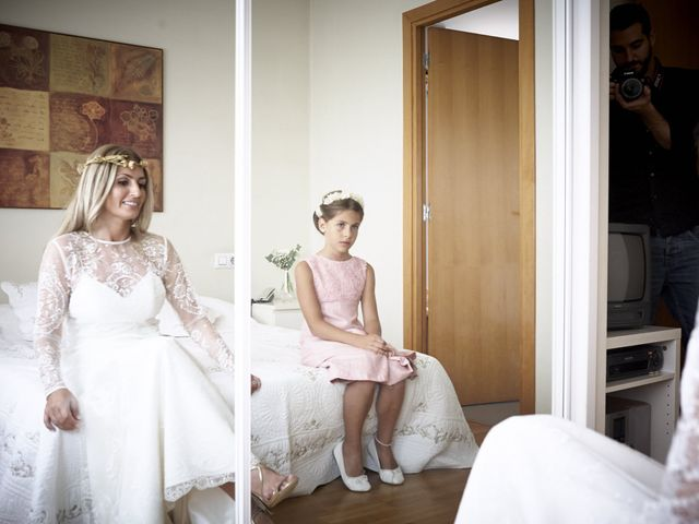 La boda de Carlos y Rosa en Sant Antoni De Vilamajor, Barcelona 5