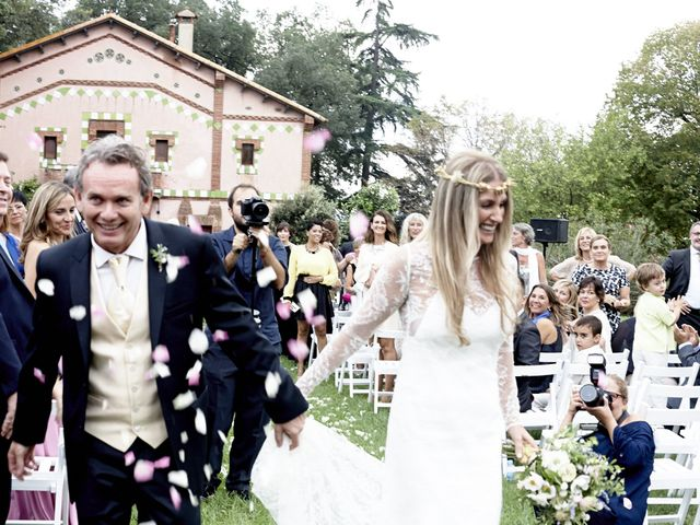 La boda de Carlos y Rosa en Sant Antoni De Vilamajor, Barcelona 14