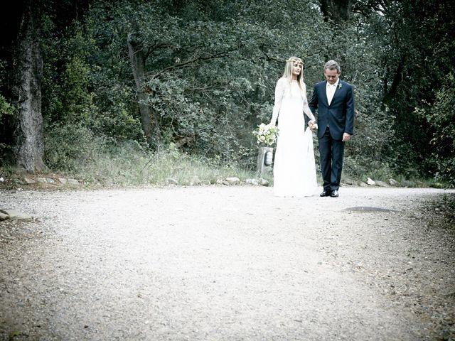La boda de Carlos y Rosa en Sant Antoni De Vilamajor, Barcelona 15