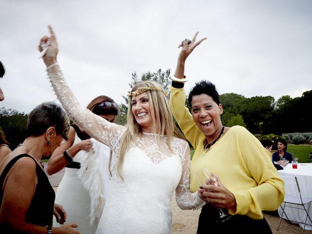 La boda de Carlos y Rosa en Sant Antoni De Vilamajor, Barcelona 20