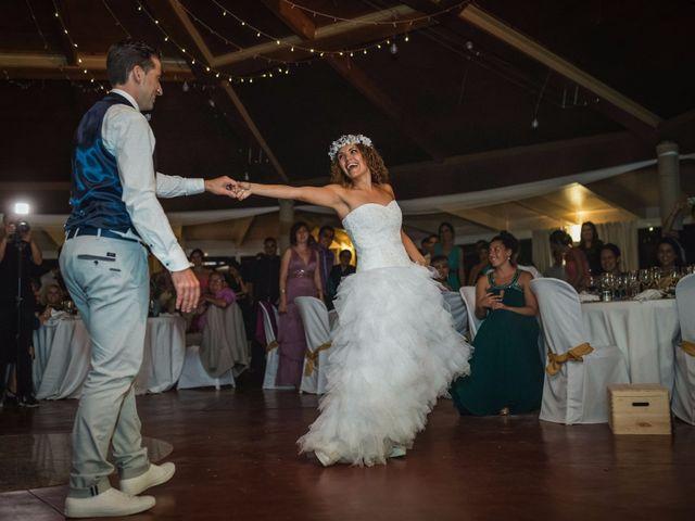 La boda de Núria y Edu