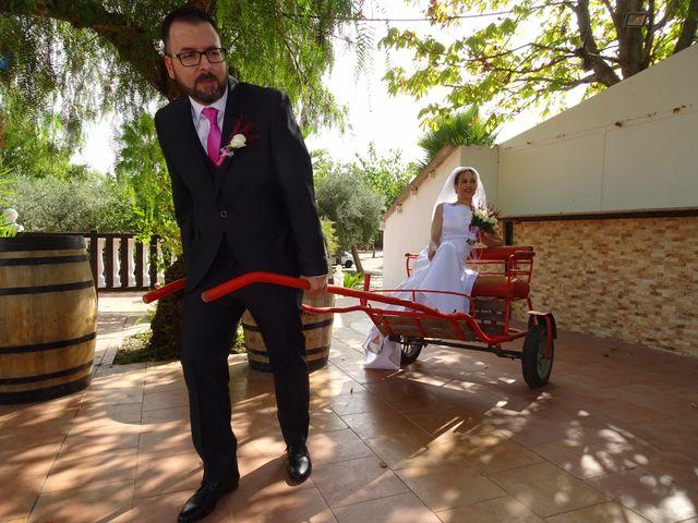 La boda de Alfonso y Lourdes en Reus, Tarragona 8