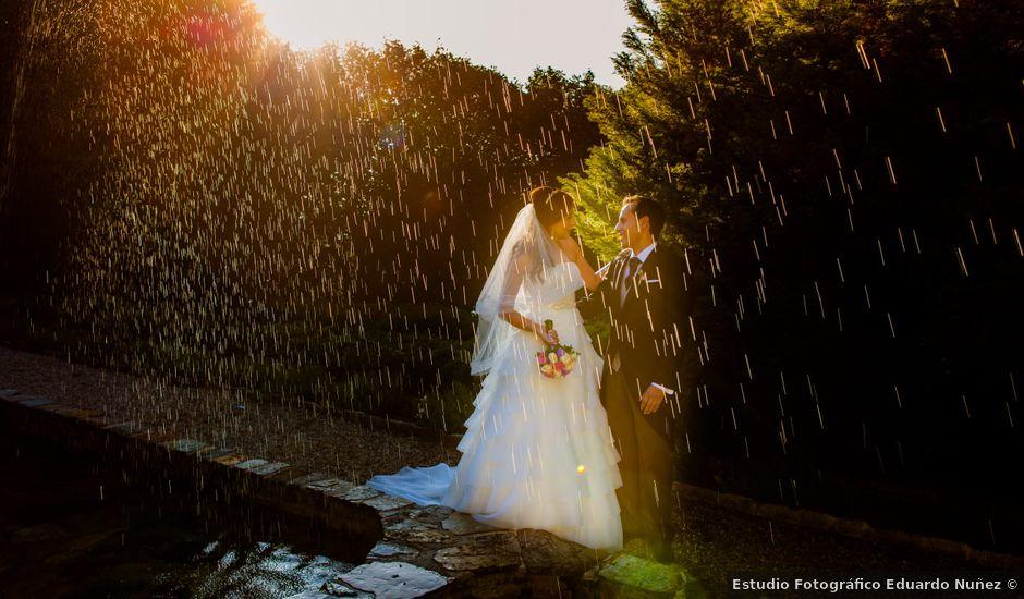 La boda de Manel y Silvia en Redondela, Pontevedra