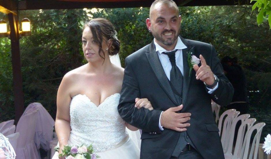 La boda de Gabriel  y Samanta  en Barcelona, Barcelona