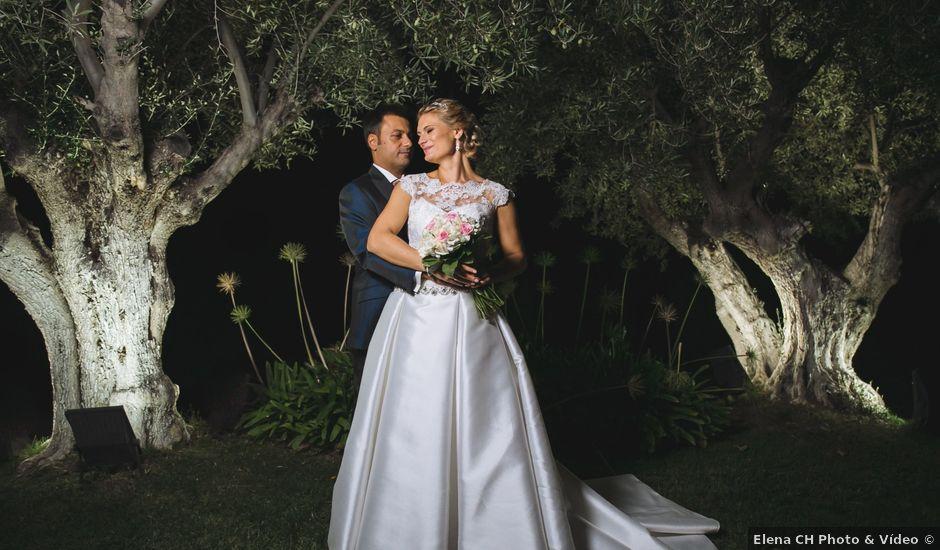 La boda de Ángel y Nadia en Leganés, Madrid