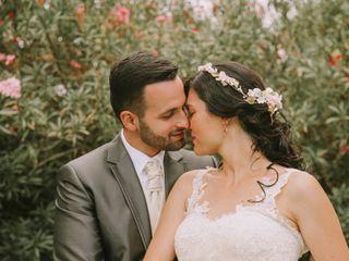 La boda de Jenni y Samuel