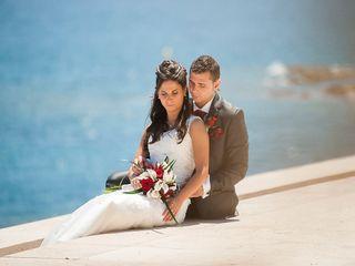 La boda de Elena y Eduard