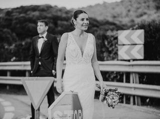 La boda de Mari y Raúl