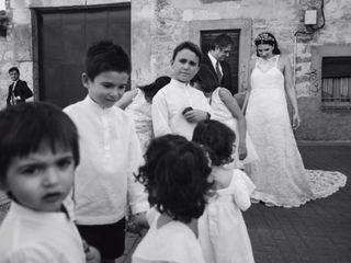 La boda de Pilar  y Angel 1