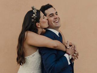 La boda de Pilar  y Angel
