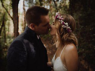 La boda de Ewa y Jordi