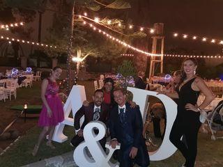 La boda de Antonio y Domingo