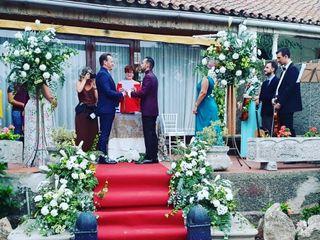 La boda de Antonio y Domingo 3