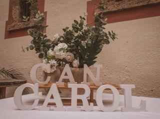 La boda de Montse y Dani 1