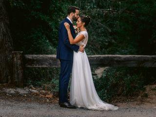 La boda de Ingrid y Paco