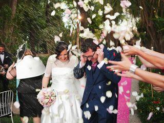 La boda de Geles y Raul
