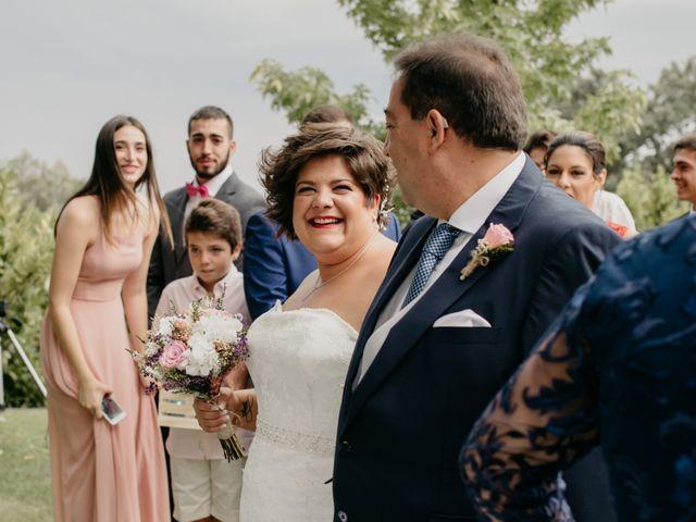 La boda de Iván y Carolina en Candeleda, Ávila 22