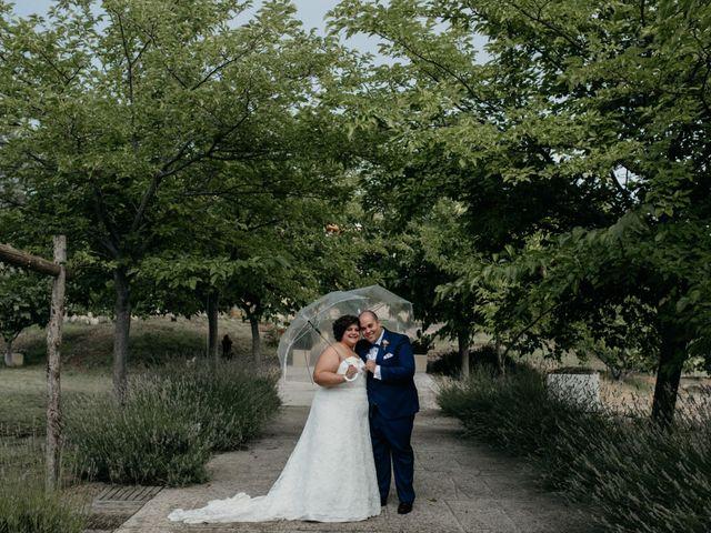 La boda de Iván y Carolina en Candeleda, Ávila 26