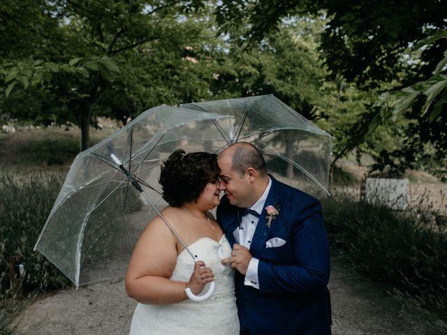 La boda de Iván y Carolina en Candeleda, Ávila 27