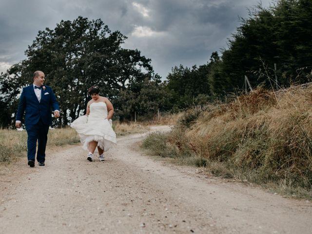 La boda de Iván y Carolina en Candeleda, Ávila 29