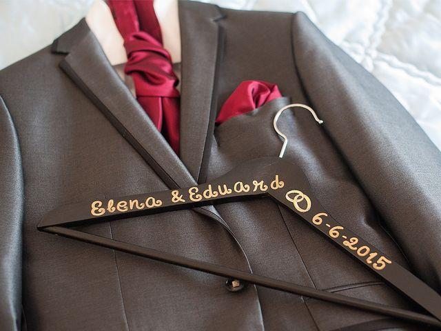La boda de Eduard y Elena en S'agaro, Girona 5