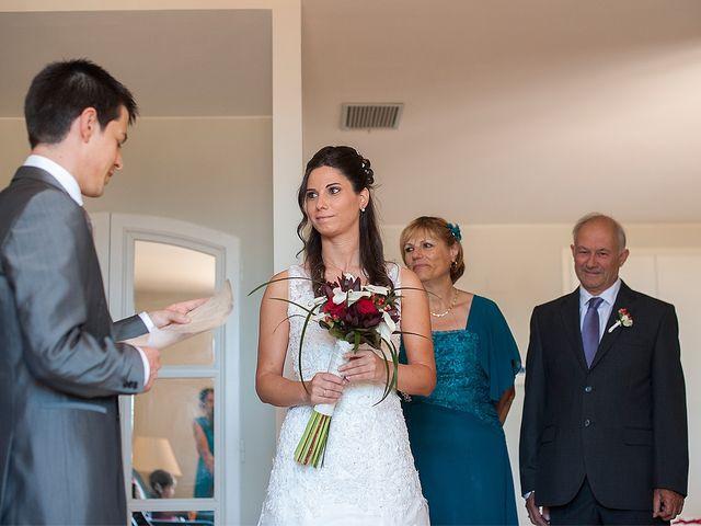 La boda de Eduard y Elena en S'agaro, Girona 25