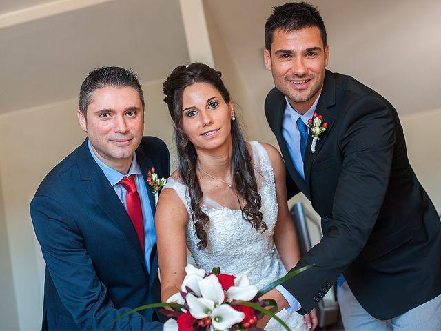 La boda de Eduard y Elena en S'agaro, Girona 27