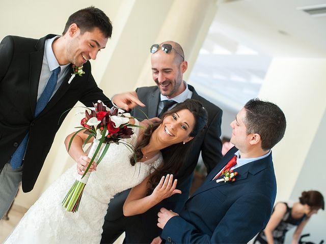 La boda de Eduard y Elena en S'agaro, Girona 30