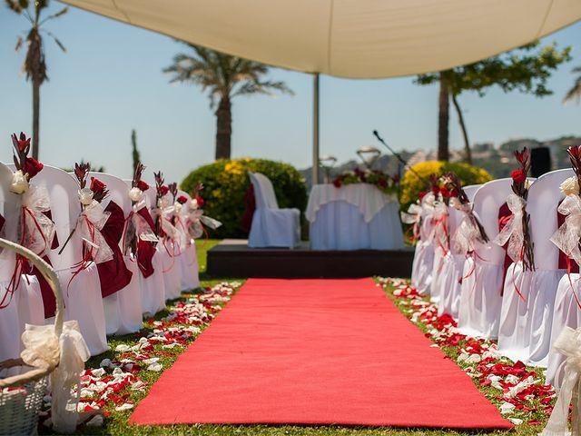 La boda de Eduard y Elena en S'agaro, Girona 34