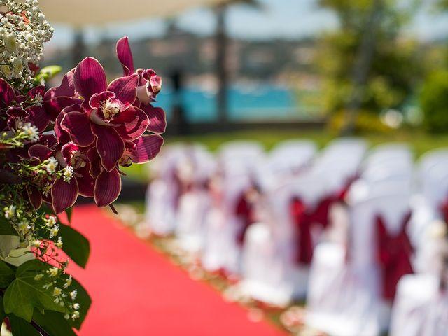 La boda de Eduard y Elena en S'agaro, Girona 35